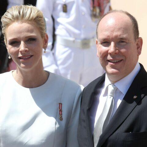 Pour Albert II, la princesse Charlène est une mère «formidable»