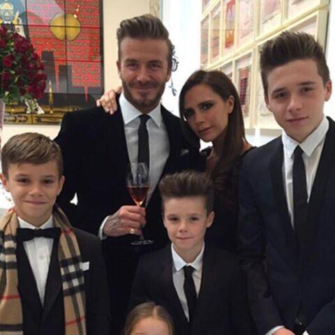 David et Victoria Beckham célèbrent leurs 16 ans de mariage