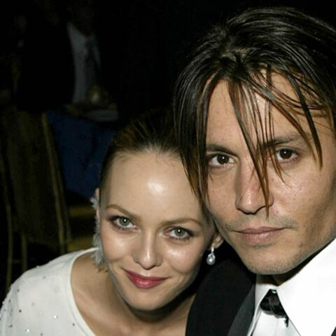 Vanessa Paradis au secours de Johnny Depp