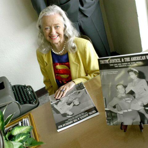 Noel Neill, la toute première Lois Lane, est décédée