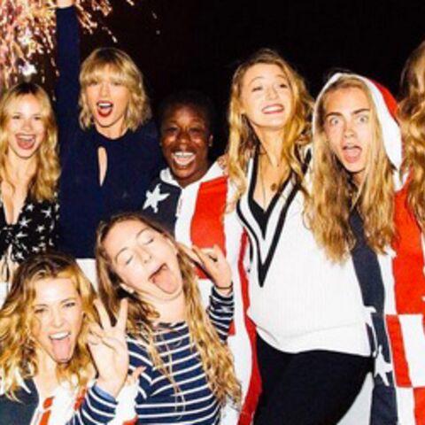 Rihanna, Taylor Swift, Kate Hudson, leur «Independence Day»