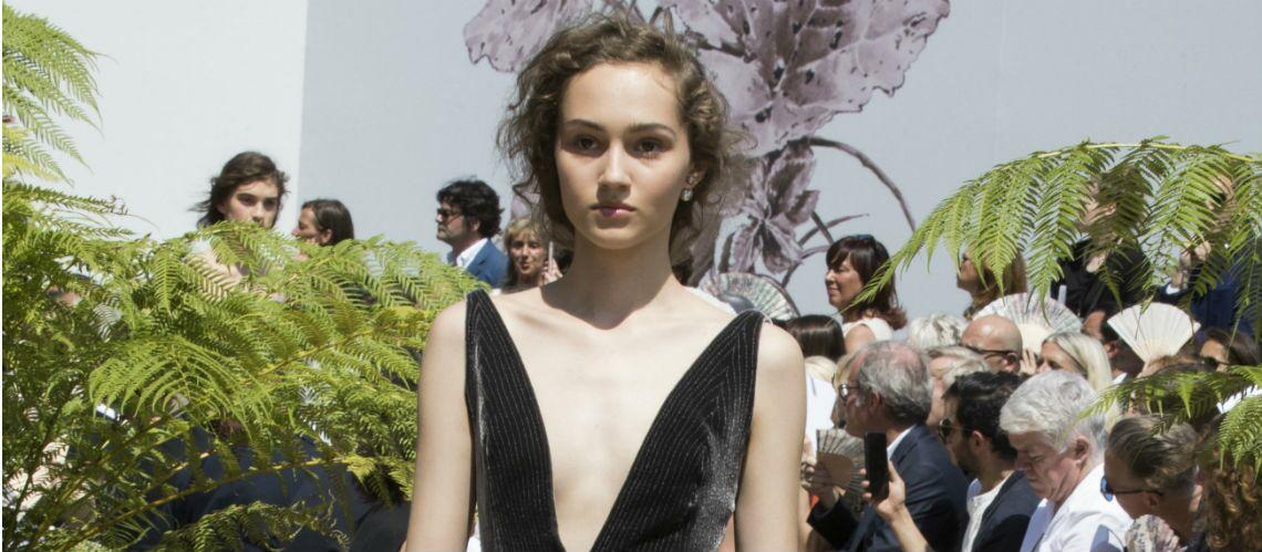 Haute couture – le maquillage nude, star du défilé Dior automne-hiver 2017–2018