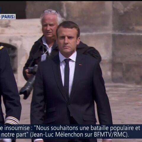 PHOTOS – Obsèques de Simone Veil: Alain Delon, Claude Chirac… tous émus pour un dernier hommage