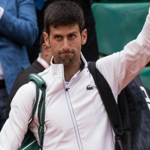 Novak Djokovic perturbé sur les courts à cause de problèmes personnels