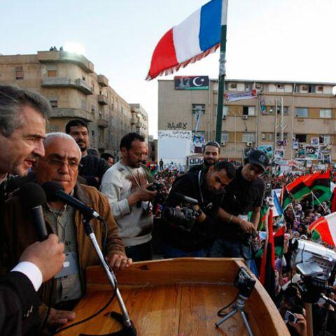BHL: son Serment de Tobrouk fait polémique