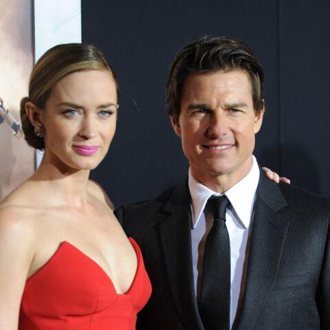 Tom Cruise presque tué par Emily Blunt