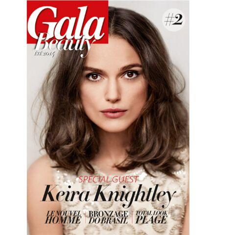 Keira Knightley à la Une du Gala Beauty #2