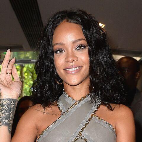 Rihanna, l'échappée parisienne pour Rogue