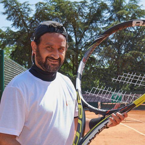Cyril Hanouna tennisman de choc au Trophée des Personnalités