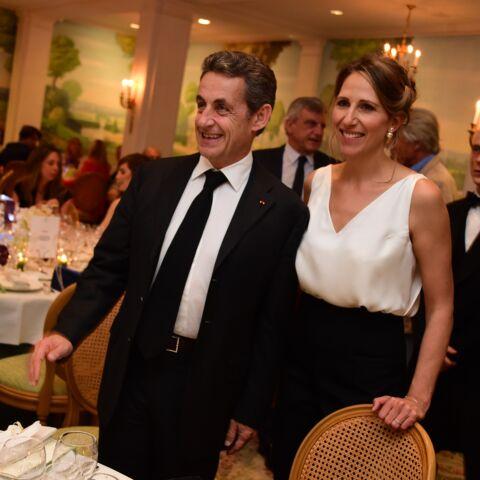 Nicolas Sarkozy répond à l'appel de Maud Fontenoy