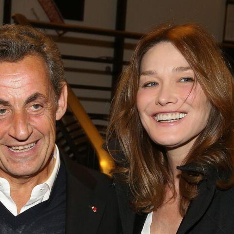 Nicolas Sarkozy rattrape le temps perdu et joue enfin au papa poule
