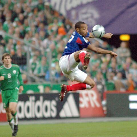 Thierry Henry, une main à 5 millions d'euros
