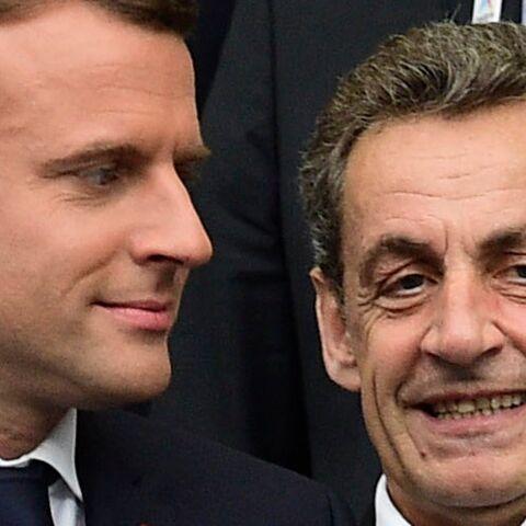 Nicolas Sarkozy impressionné par Emmanuel Macron «Si ça marche, c'est un génie»