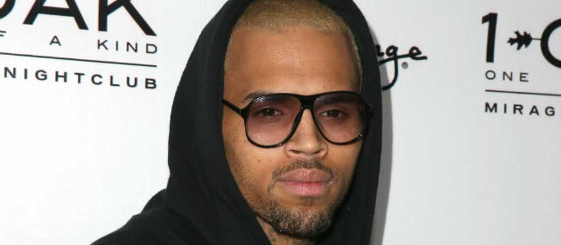 Chris Brown, mal en point après son anniversaire