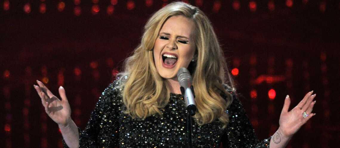 Adele annonce un nouvel album en catimini