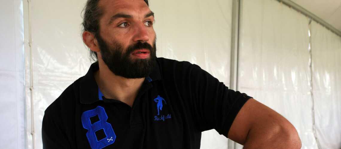 Sébastien Chabal prend sa retraite sportive