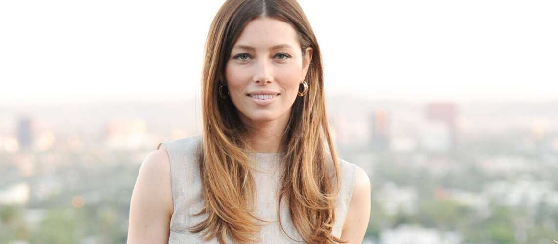 Shopping de star: le look de Jessica Biel