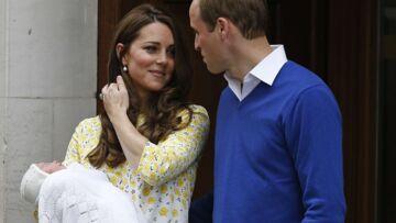 Charlotte d'Angleterre: naissance d'une princesse