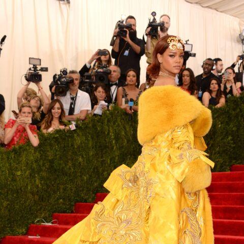 Photos – Rihanna, Sienna Miller, Amal Clooney… Brillantes au Met Gala
