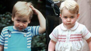 Baby George, mini-moi de William?
