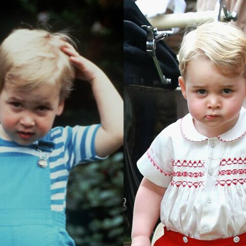 Baby George, mini-moi de William?