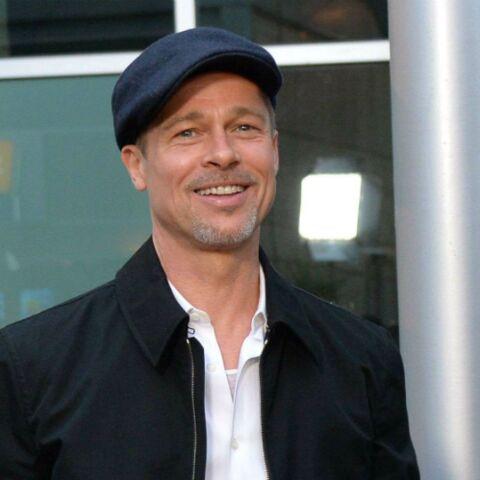 Après sa séparation, Brad Pitt a trouvé refuge chez un ami