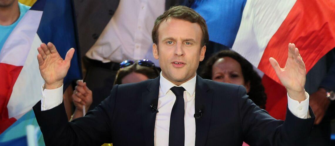 Le détail qui agite la toile: Emmanuel Macron portait-il une oreillette face à Marine Le Pen?