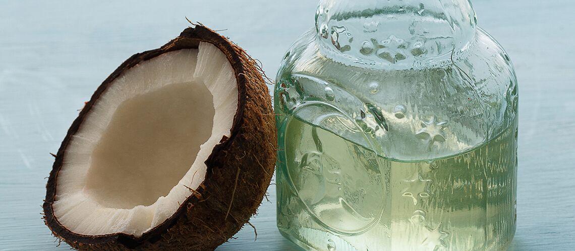 Huile de coco: 5 bienfaits pour la peau, le corps, et les cheveux