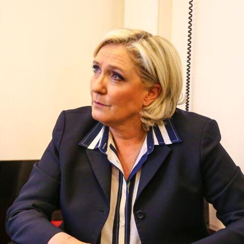 Après le débat Marine Le Pen a été boire du champagne et danser avec les jeunes militants