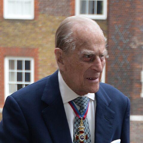 PHOTO – La mort du prince Philip, l'époux de la reine Elisabeth II, annoncée par erreur