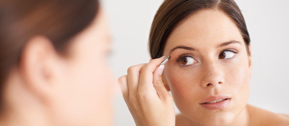 Sourcils: quelle forme en fonction de son visage