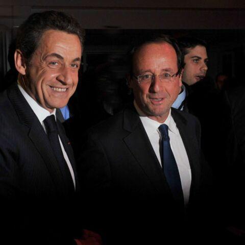 Nicolas Sarkozy moque le physique de François Hollande