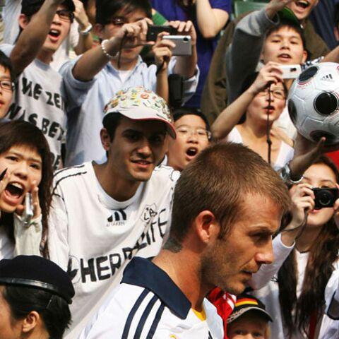 David Beckham décroche encore un nouveau contrat