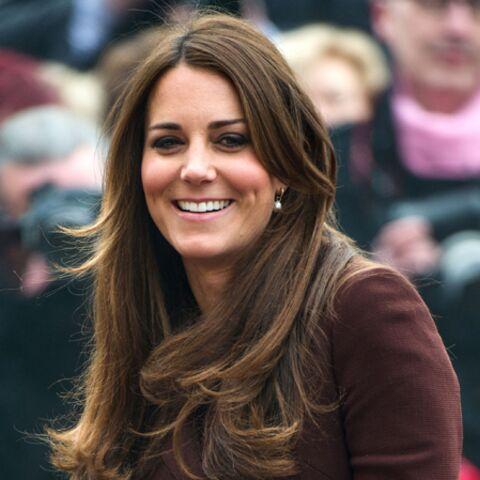 """Kate Middleton enceinte: """"Le bébé bouge"""""""