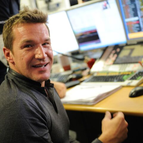 Le fitness n'a plus de secret pour Benjamin Castaldi