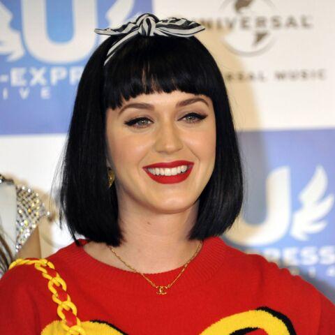 Katy Perry regrette son baiser avec Miley Cyrus