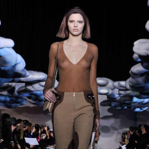 Kendall Jenner, future star des catwalks?