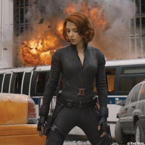 Scarlett Johansson menace les Avengers