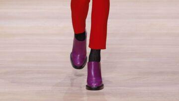 Fashion Week – les bottines à plateformes Carven