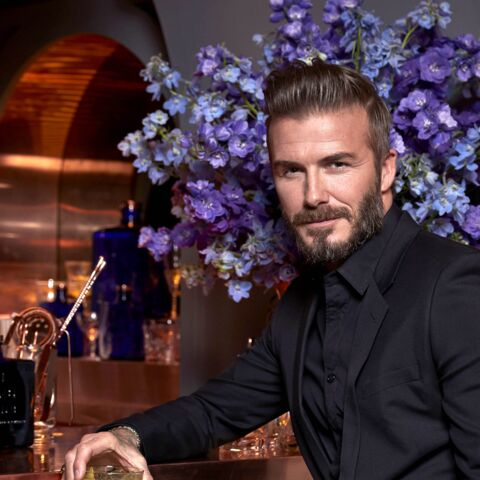 David Beckham: papa aimant et attentionné