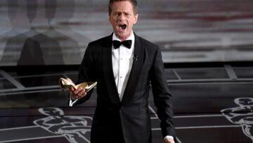 Neil Patrick Harris dit adieu aux Oscars