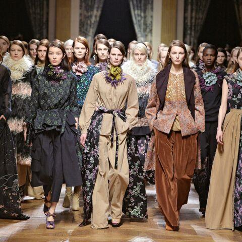 Fashion Week: L'Asie baroque de Dries Van Noten