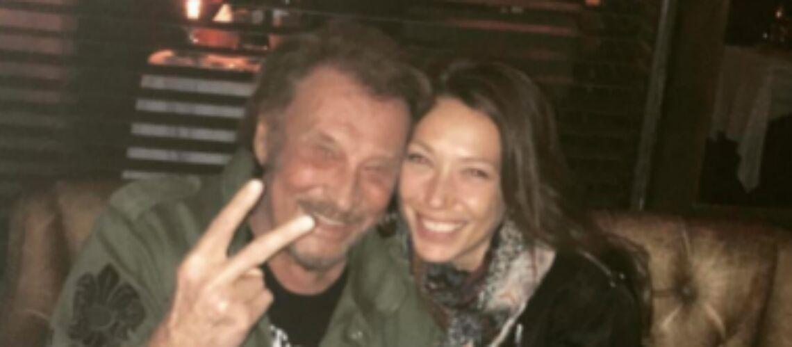 PHOTOS – Johnny et sa fille Laura complices, Kendji Girac à DubaÏ… Hot, insolite ou drôle, la semaine des stars en images