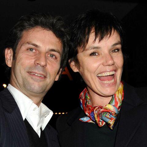 «Louis(e)»: Claire Nebout qui joue une héroïne transgenre est en couple depuis 25 ans avec Frédéric Taddeï