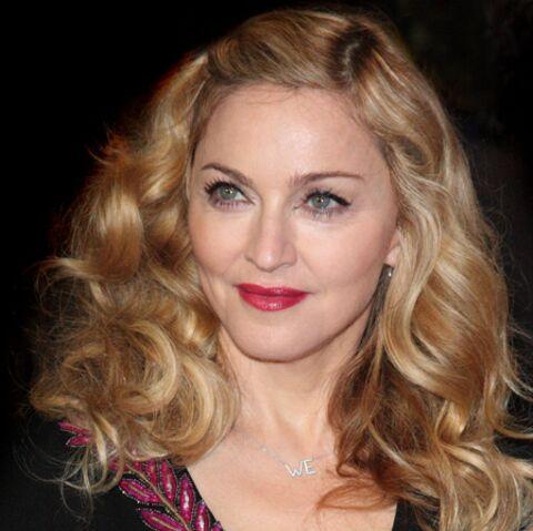 Madonna est très en colère