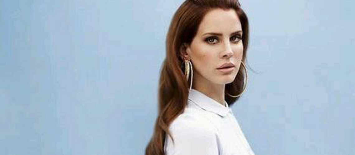 Lana Del Rey, en concert pour les morts