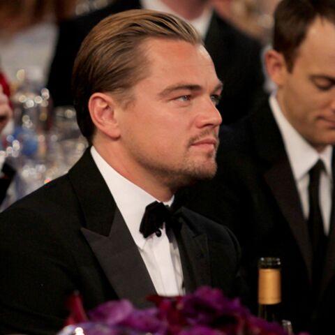 Leonardo DiCaprio encore solo