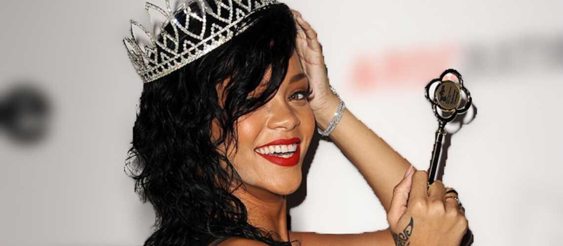 Rihanna agent de voyage