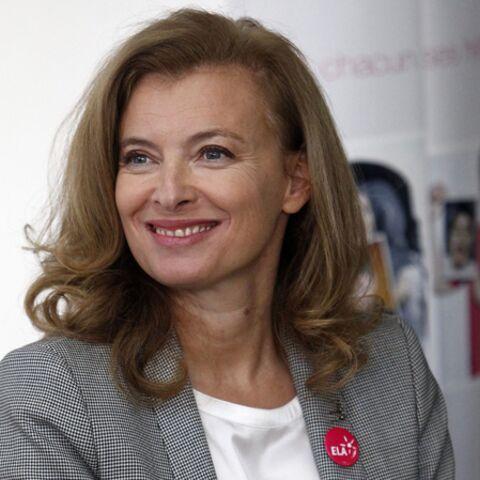 Valérie Trierweiler agace Arnaud Lagardère