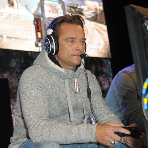 Photos- François Berléand, David Hallyday, Eric et Ramzy lancent Call of Duty Ghosts